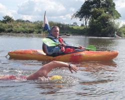 Kayakers & Rowers