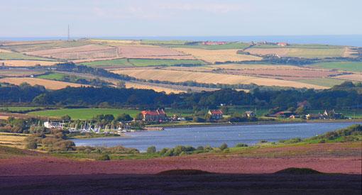 Scaling Dam